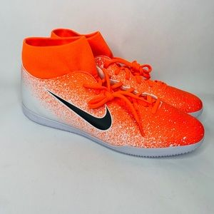 NIKE SUPERFLY 6 CLUB IC Indoor Soccer Cleats US 13